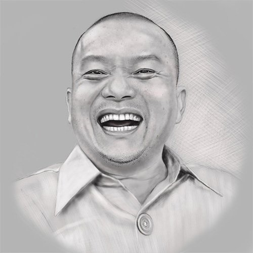 Mr. Happy (Bill Pham)