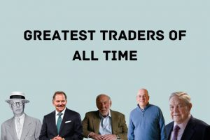The list begins with legendary traders of history and progresses to those of the present day.